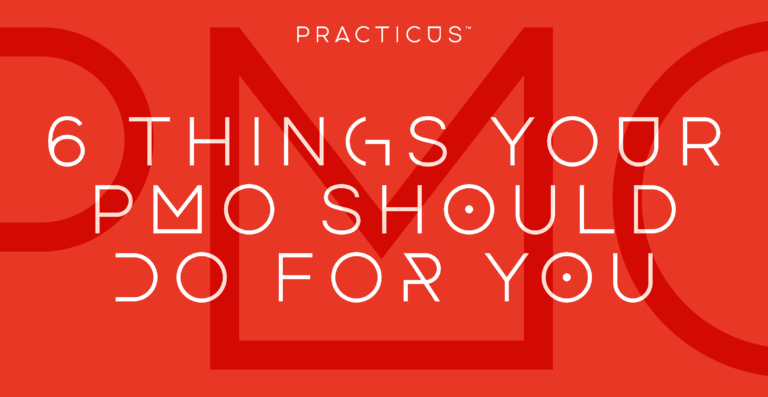 6 Things your PM0 should do for you