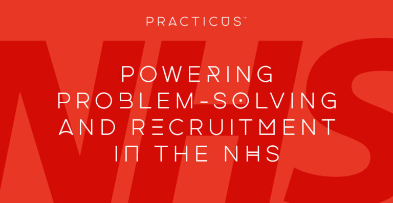 Empowering Problem Solving in NHS