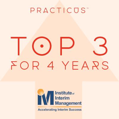 Institute of Interim Management- top 3